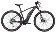 E-Bike Morrison LOUP 1  schwarz/rot matt 29