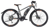 E-Bike Morrison LOUP 1 S  grau/orange matt