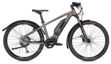 E-Bike MORRISON LOUP 1 S  grau/orange matt