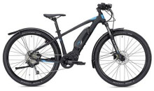 E-Bike MORRISON LOUP 1 S  schwarz/blau 27,5