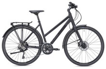 Trekkingbike Morrison S 6.0 Trapez schwarz/kupfer matt