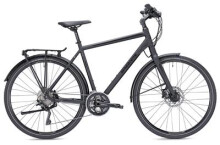 Trekkingbike Morrison S 6.0 Herren schwarz/kupfer matt