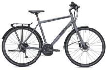 Trekkingbike Morrison S 5.0 Herren grau matt