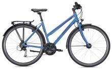 Trekkingbike Morrison S 3.0 Trapez blau/schwarz
