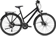 Trekkingbike MORRISON T 7.0 Trapez schwarz