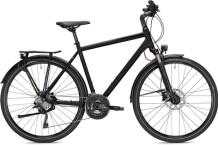 Trekkingbike MORRISON T 7.0 Herren schwarz