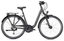 Trekkingbike MORRISON T 5.0 Plus Wave titanium/blau matt