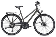 Trekkingbike MORRISON T 5.0 Trapez titanium