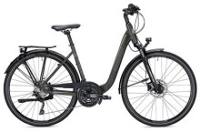 Trekkingbike MORRISON T 5.0 Wave titanium