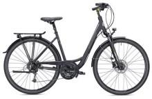 Trekkingbike MORRISON T 3.0 Wave schwarz/silber matt