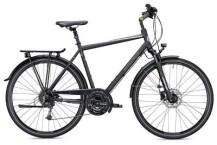 Trekkingbike MORRISON T 3.0 Herren schwarz/silber matt