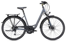 Trekkingbike MORRISON T 3.0 Wave grau/blau matt