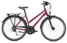 Trekkingbike Morrison T 2.0 Trapez rot/schwarz