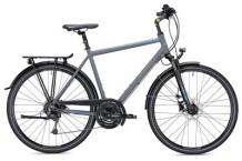 Trekkingbike MORRISON T 3.0 Herren grau/blau matt