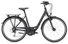 Trekkingbike Morrison T 2.0 Wave schwarz/silber Matt 45