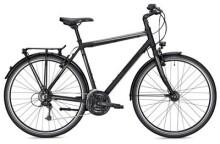 Trekkingbike Morrison S 4.0 Herren schwarz/grün matt