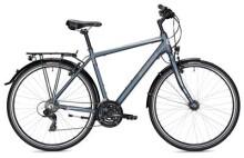 Trekkingbike Morrison T 1.0 Herren blau/silber matt