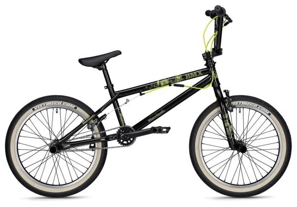 BMX Morrison B 20 BMX schwarz matt 2019
