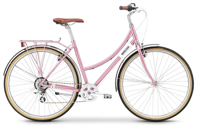Trekkingbike Breezer Bikes DOWNTOWNEXST 2019