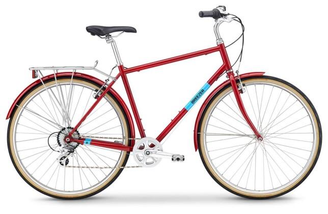 Trekkingbike Breezer Bikes DOWNTOWNEX 2019