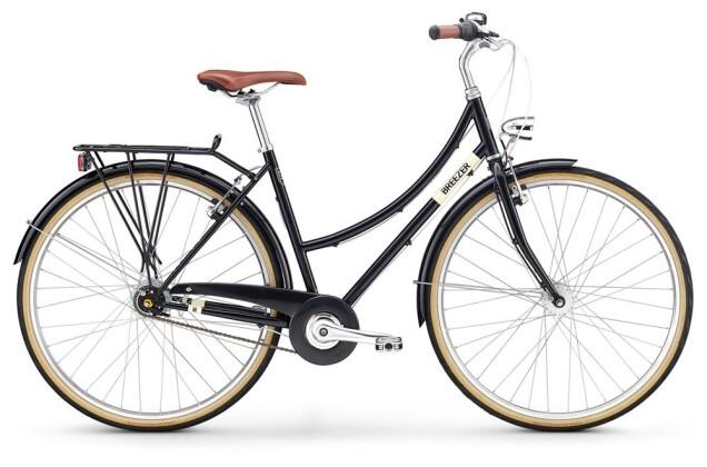 Citybike Breezer Bikes DOWNTOWN8+ST 2019