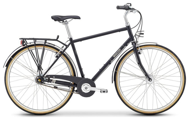 Citybike Breezer Bikes DOWNTOWN8+ 2019