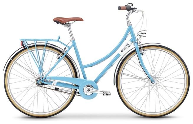 Citybike Breezer Bikes DOWNTOWN7+ST 2019
