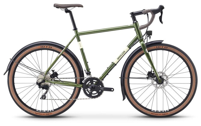 Urban-Bike Breezer Bikes DOPPLERTEAM+ 2019