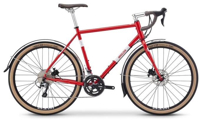 Urban-Bike Breezer Bikes DOPPLERPRO 2019