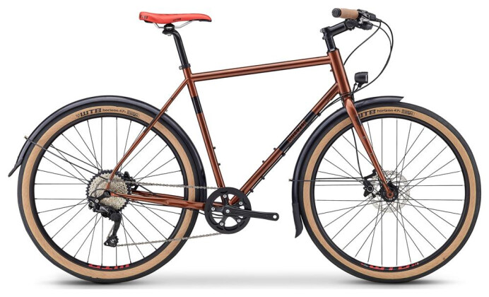 Urban-Bike Breezer Bikes DOPPLERCAFE+ 2019