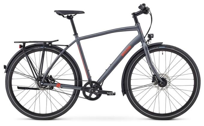 Citybike Breezer Bikes BELTWAY8+ 2019