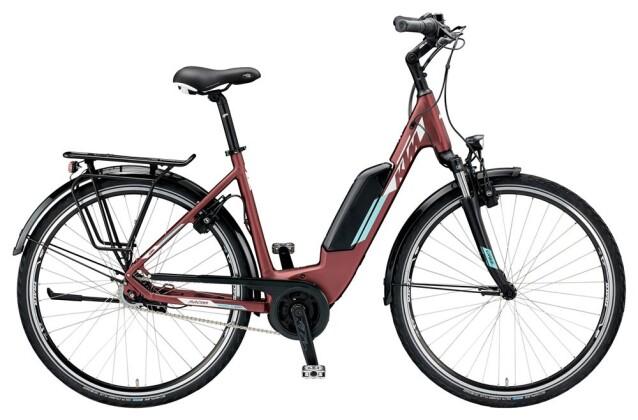E-Bike KTM MACINA CENTRAL 7 A+4 2019
