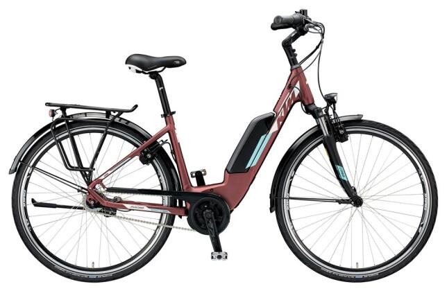 E-Bike KTM MACINA CENTRAL RT 7 A+4 2019