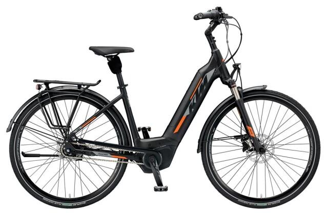 E-Bike KTM MACINA CITY 8 belt 2019