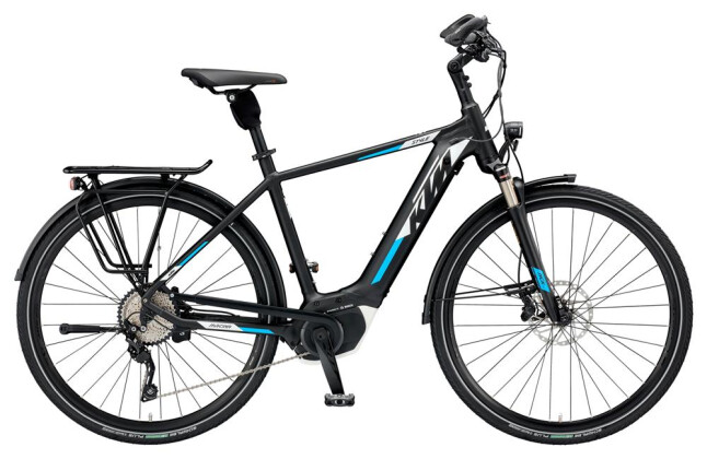 E-Bike KTM MACINA STYLE 10 CX5 2019