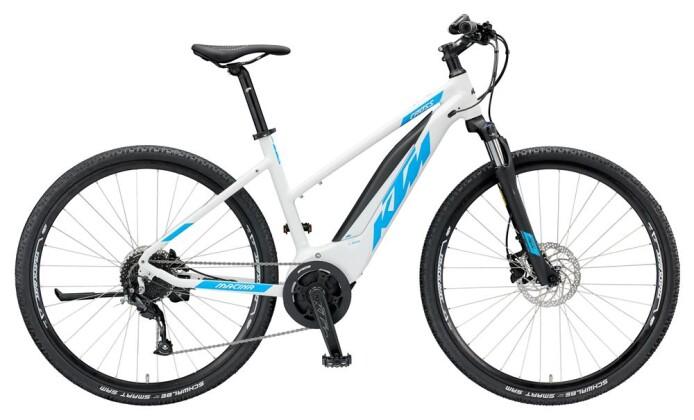 E-Bike KTM MACINA CROSS 9 A+5 2019