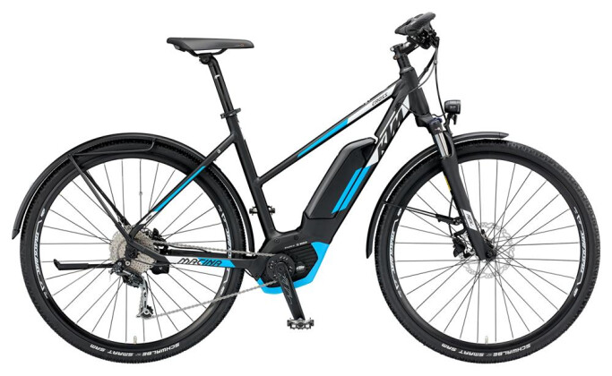 E-Bike KTM MACINA CROSS LFC 2019