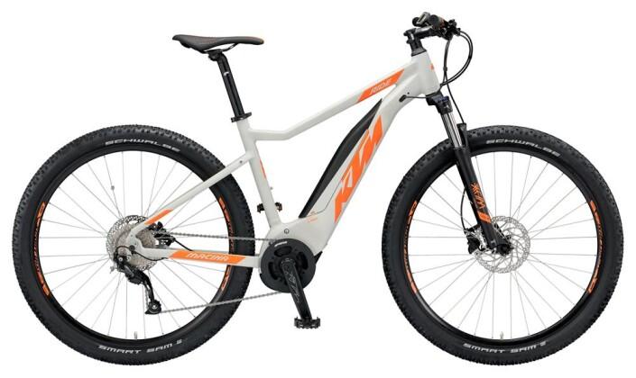 E-Bike KTM MACINA RIDE 292 2019