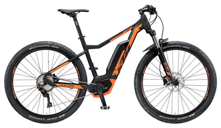 E-Bike KTM MACINA ACTION 291 2019