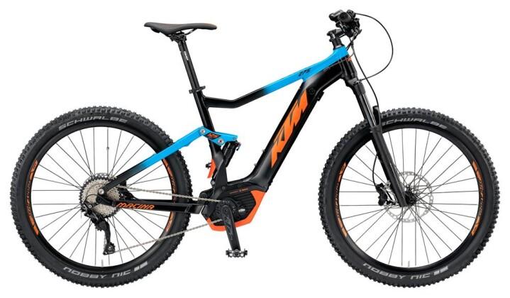 E-Bike KTM MACINA LYCAN 275 2019