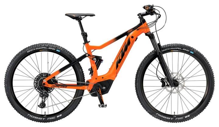 E-Bike KTM MACINA CHACANA 293 2019