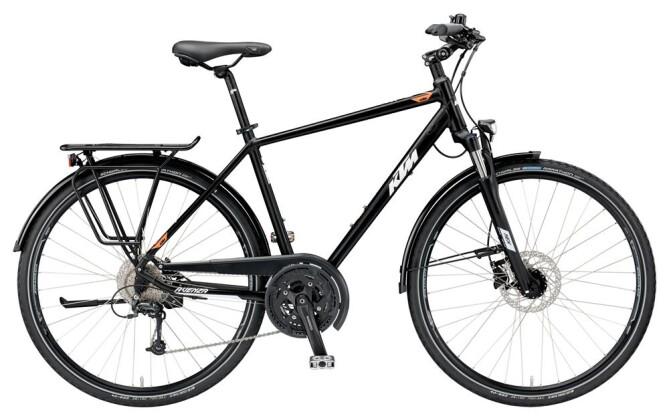Trekkingbike KTM AVENZA 27 Disc 2019