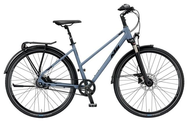 Citybike KTM VENETO 8 light belt 2019
