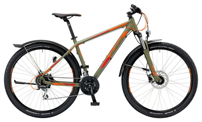 Mountainbike KTM CHICAGO 29.24 2019