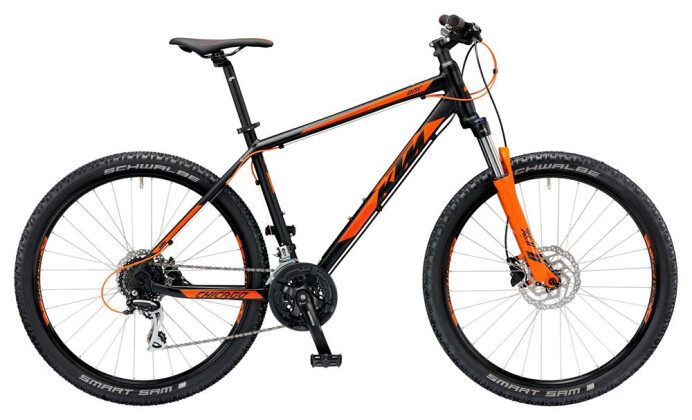 Mountainbike KTM CHICAGO 27.24 DISC H 2019