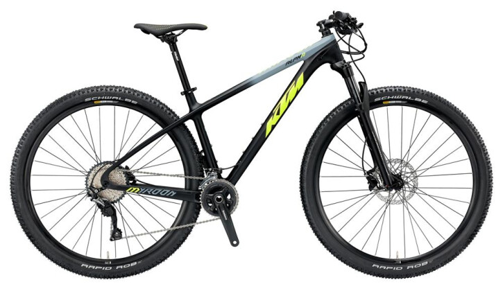 Mountainbike KTM MYROON ALPHA 22 2019