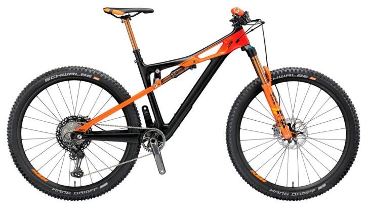 Mountainbike KTM PROWLER SONIC 12 2019