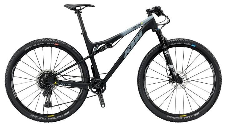 Mountainbike KTM SCARP PRESTIGE 12 2019