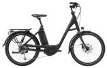 E-Bike Hercules Futura Compact 8 Schwarz