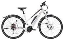 E-Bike Hercules Rob Cross Sport 9.1 Trapez Weiß